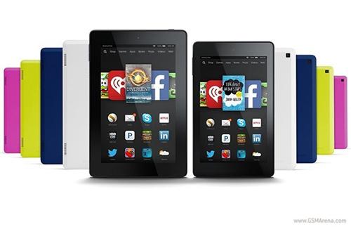 Máy tính bảng giá rẻ Kindle Fire HD 6 và Fire HD 7 ra mắt - 1