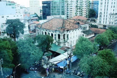 Biệt thự 100 tuổi ở Sài Gòn rao bán 35 triệu đô - 2