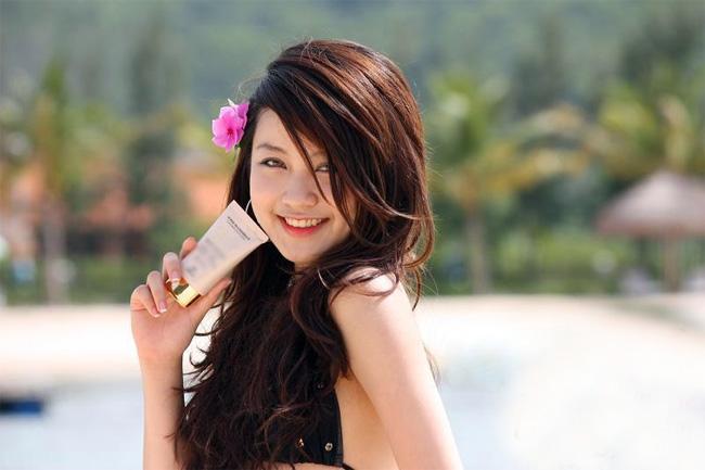Mi Vân là hot girl đời đầu được giới trẻ yêu mến nhất