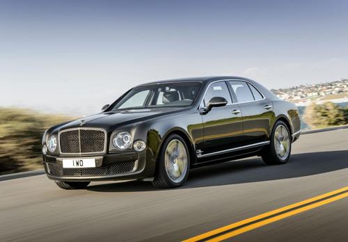 Bentley Mulsanne Speed: Sang trọng và mạnh mẽ - 1