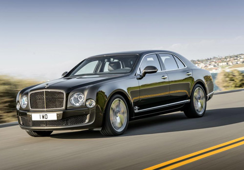 Bentley Mulsanne Speed: Sang trọng và mạnh mẽ - 3