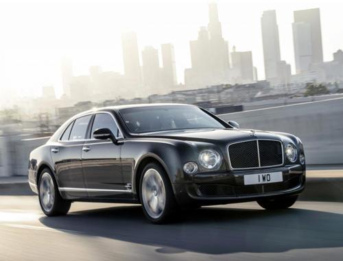 Bentley Mulsanne Speed: Sang trọng và mạnh mẽ - 4