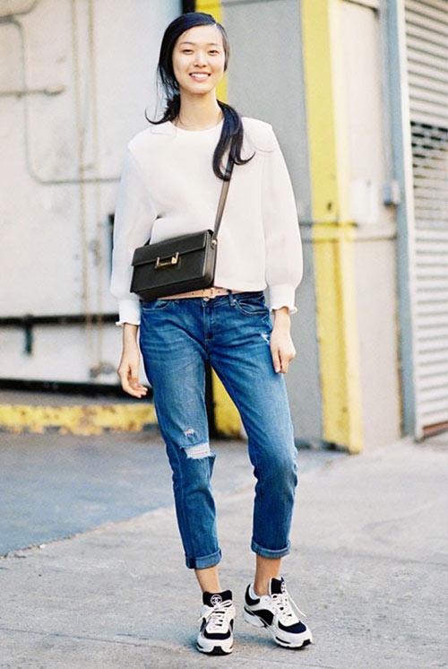 15 tâm sự thật của đàn ông về chiếc quần jeans rộng - 6