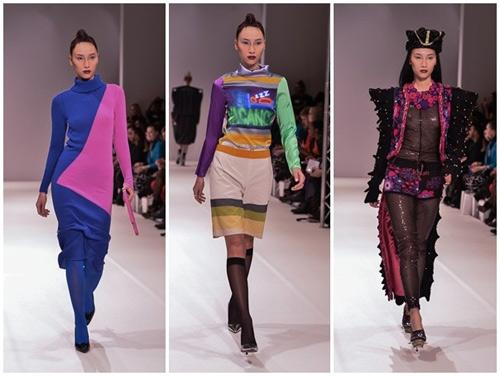 Dấu ấn của sao Việt tại tuần lễ thời trang thế giới - 8