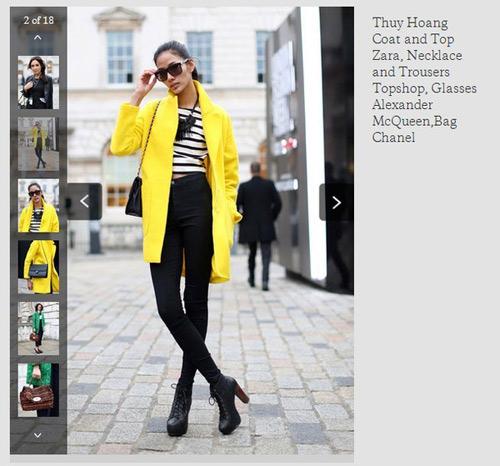 Dấu ấn của sao Việt tại tuần lễ thời trang thế giới - 2