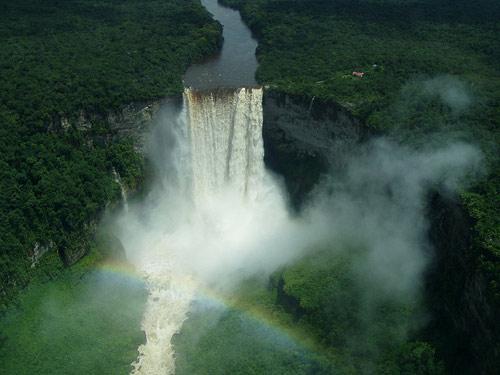 Bản Giốc vào top 10 thác nước hùng vĩ nhất thế giới - 6