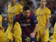 Bóng đá - Barca – APOEL: Hiệu quả tối đa