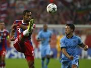 Bóng đá - Bayern - Man City: Trái đắng phút 90