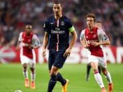 Bóng đá - Ajax - PSG: Cầm vàng lại để rơi vàng