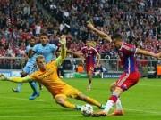 """Bóng đá - """"Siêu nhân"""" Hart không thể giải cứu Man City"""