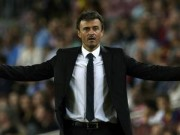Bóng đá - Barca thắng nhọc, Luis Enrique bảo vệ học trò