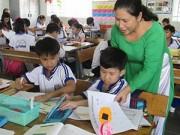 Giáo dục - du học - Bỏ chấm điểm tiểu học: Không có gì phải ầm ĩ!