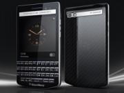 Thời trang Hi-tech - BlackBerry Porsche Design P'9983 chính thức ra mắt
