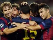 Bóng đá - Barca toàn thắng: Chiến công của Enrique – Messi