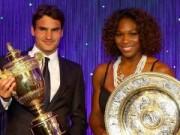 Thể thao - Federer & Serena: Sự nghiệp của ai lẫy lừng hơn?