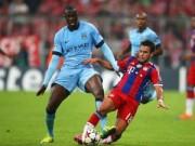 Bóng đá - Man City bại trận: Ngày Toure không phải là Toure