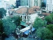 Biệt thự 100 tuổi ở Sài Gòn rao bán 35 triệu đô