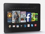 Thời trang Hi-tech - Ra mắt Amazon Fire HDX 8.9 chạy chipset Snapdragon 805