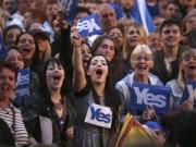 Tin tức trong ngày - Dân Scotland bắt đầu bỏ phiếu đòi tách khỏi Anh