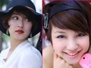 Vẻ đẹp đằm thắm của hot girl Mi Vân