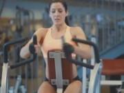 """Thể thao - Dàn người đẹp làm phòng tập gym """"nóng hừng hực"""""""