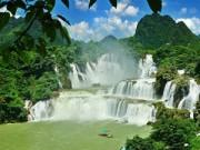 Du lịch - Bản Giốc vào top 10 thác nước hùng vĩ nhất thế giới