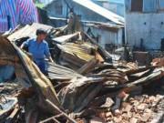 Tin tức trong ngày - 14 căn nhà bốc cháy ở An Giang:  Do cố ý?