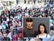 """Fan Việt xếp hàng để ngắm """"nữ hoàng cảnh nóng"""" Hàn"""