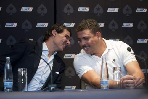 Ro béo thách đấu Nadal trên sòng bạc - 1