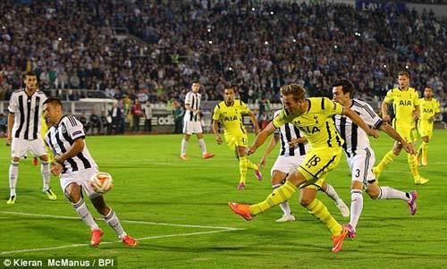 Partizan – Tottenham: Một ngày kém duyên - 1