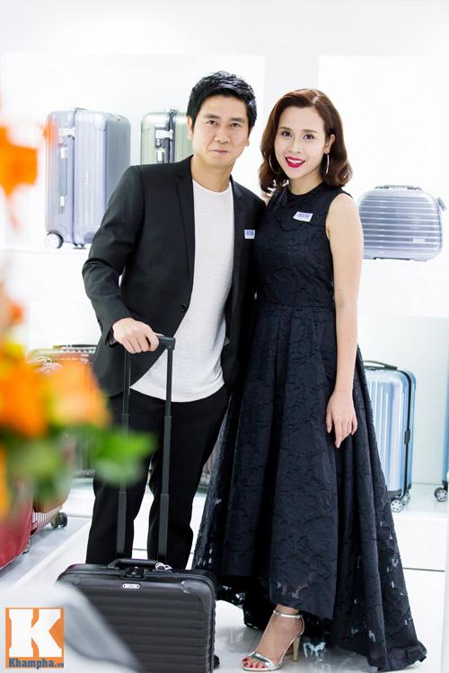 Trần Mạnh Tuấn khoe chiếc vali dùng 21 năm - 4