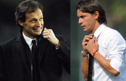 Serie A trước vòng 3: Thư hùng tại San Siro - 1