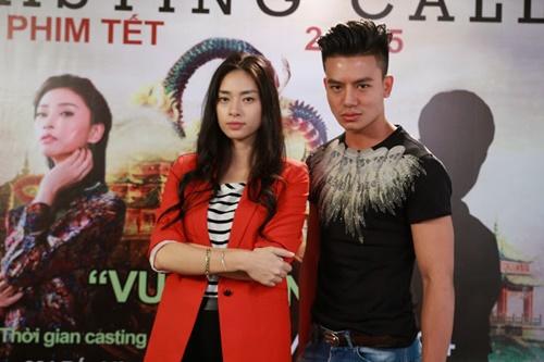 Dàn sao trẻ nô nức thử vai phim mới của Vân Ngô - 5