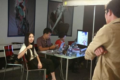 Dàn sao trẻ nô nức thử vai phim mới của Vân Ngô - 8