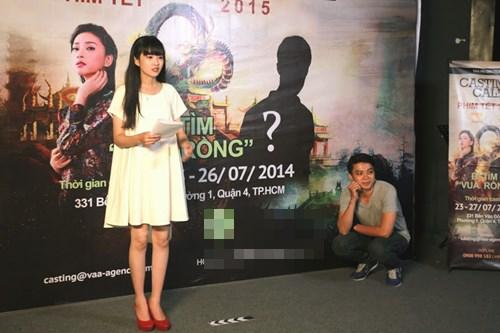 Dàn sao trẻ nô nức thử vai phim mới của Vân Ngô - 7