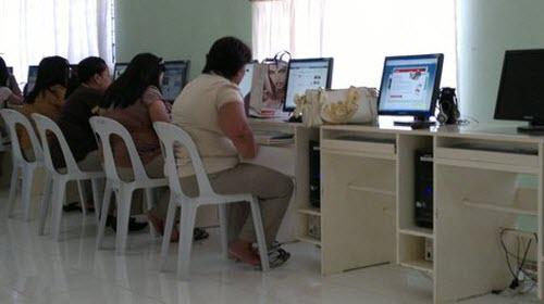 Mạng xã hội có thể giúp... giảm cân - 1