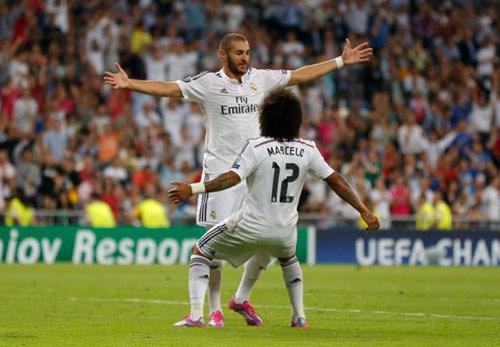 Liga trước V4: Cú hích từ Champions League - 1
