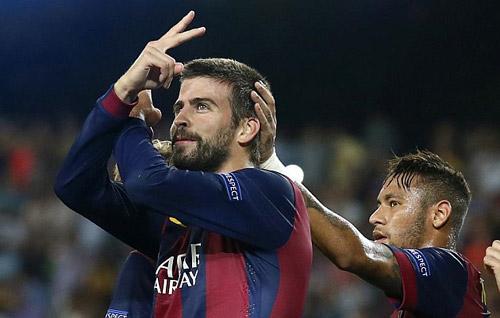Liga trước V4: Cú hích từ Champions League - 2