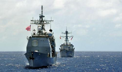 Vì sao Mỹ cần bán vũ khí sát thương cho Việt Nam? - 1