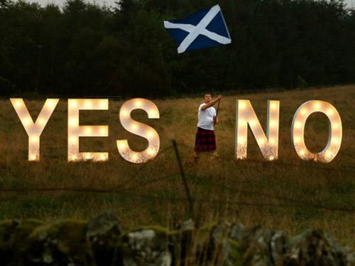 Scotland bỏ phiếu đòi độc lập: Người Anh thở phào - 2