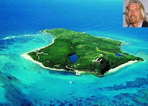 """Những tỷ phú được mệnh danh là """"chúa đảo"""" - 2"""