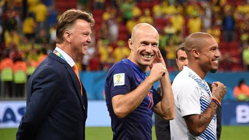 Robben tin MU sẽ trở lại C1 vào năm sau - 1