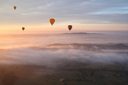 10 điểm du ngoạn khinh khí cầu đẹp nhất hành tinh - 1