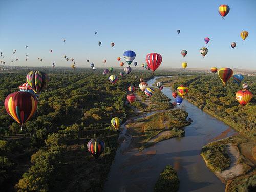 10 điểm du ngoạn khinh khí cầu đẹp nhất hành tinh - 4