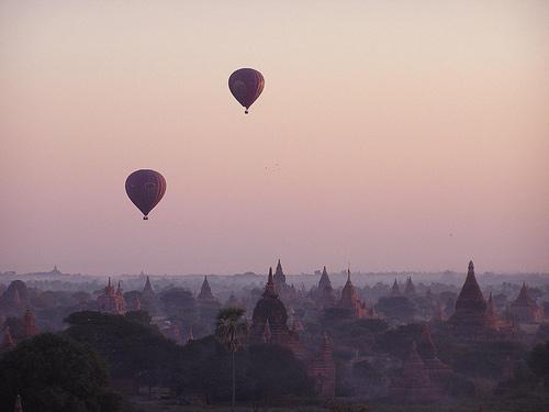 10 điểm du ngoạn khinh khí cầu đẹp nhất hành tinh - 8