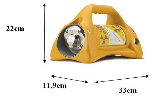 Thất lạc thiết bị phóng xạ: Không gây hại sức khỏe - 2