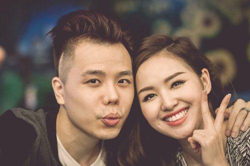 Tâm Tít thân mật cùng Trịnh Thăng Bình - 3