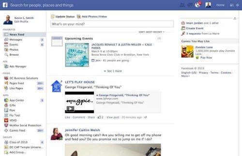 Facebook: Sẽ ẩn nội dung cũ ít tương tác trên News Feed - 2
