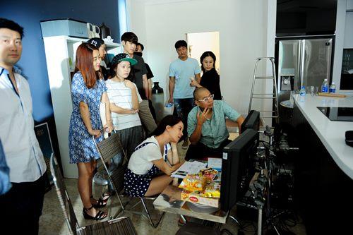 "Ngọc Thảo ""nhỏ bé"" bên Kim Woo Bin - 15"