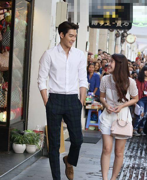 "Ngọc Thảo ""nhỏ bé"" bên Kim Woo Bin - 4"